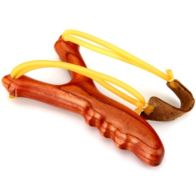 Гаджет   New Wooden Slingshot Special for Athletics and Competition