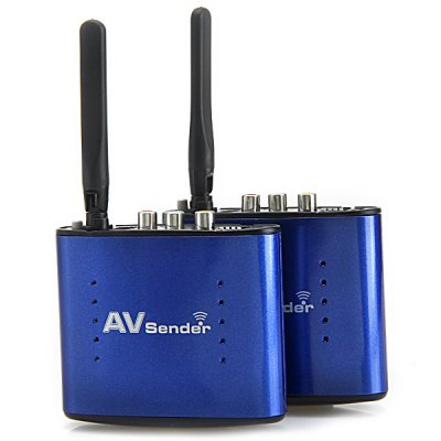 PAT - 630 5.8GHz Wireless AV Transmitter and Receiver Transmission Distance 200 Meters
