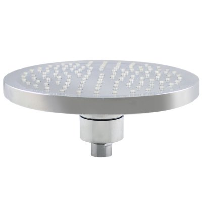Гаджет   8030 - B2 RGB Stylish 8 Inches Removable 12 LEDs Shower Head for Home Bathroom Indoor Lights