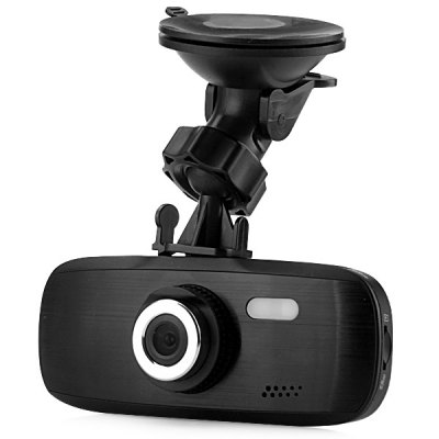 G1W-C 2.7 inch 1080P Full HD Car DVR (Capacitor)