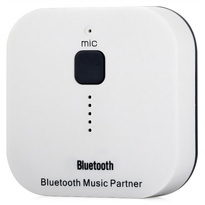 Pocket Home Hi - Fi Wireless Bluetooth Music Receiver for Bluetooth Devices
