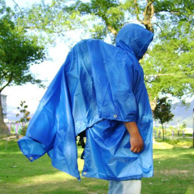 One Road Outdoor Portable Raincoat Poncho