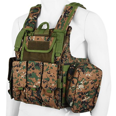 the Special Troops Amphibious Tactical Molle Vest