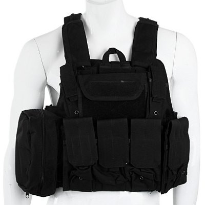Гаджет   Comfortable Special Troops Amphibious Tactical Molle Vest with Strong Tensile Wear Resisting Ability Vests