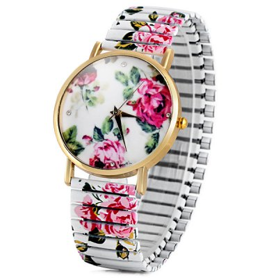 Peony Women Quartz Watch