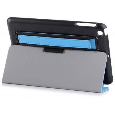 PU and PC Material Case for iPad Mini 1 2