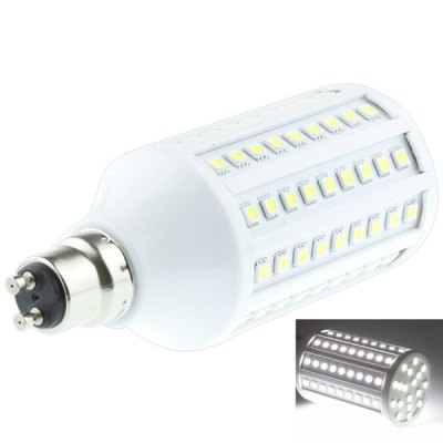 SENCART GU10 5050 SMD 20W 1100lm  -  1200lm White Exhibition 108 - LED Corn Light Bulb for Entertainment (AC 85  -  265V)