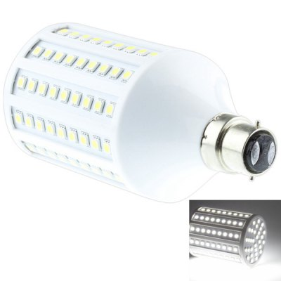 SENCART B22 5050 SMD 24W 1500lm - 1600lm White 138-LED Corn Light