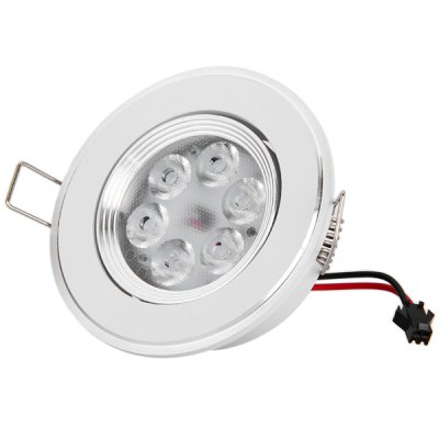 WBR-005 SMD-2835 3W 85 - 265V 280 - 350lm 6-LED Warm White Downlight