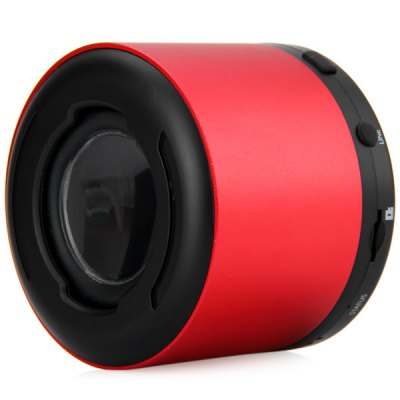 F009 IPX4 Waterproof Bluetooth Speaker with Handsfree Call / TF CardFunction Built - in Microphone