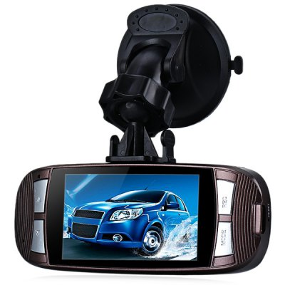 Гаджет   G1W - C 2.7 inch 1080P Full HD Car DVR 5.0MP Resolution 4X Digital Zoom Video Recorder 120 Degree Wide Angle Lens with Charger  (Capacitor Battery) Car DVR