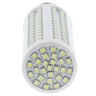 SENCART GU10 SMD - 3528 12W 580LM  -  680LM Exhibition White 171 - LED Corn Light Bulb for Entertainment (AC 85  -  265V)LED Light Bulbs<br>SENCART GU10 SMD - 3528 12W 580LM  -  680LM Exhibition White 171 - LED Corn Light Bulb for Entertainment (AC 85  -  265V)<br><br>Base Type: GU10<br>Type: Corn Bulbs<br>Output Power: 12W<br>Emitter Type: 3528 SMD LED<br>Total Emitters: 171 LEDs<br>Actual Lumen(s): 580 - 680LM<br>Voltage (V): 85-265V<br>Features: Long Life Expectancy, Energy Saving, Low Power Consumption<br>Function: Commercial Lighting, Home Lighting, Studio and Exhibition Lighting<br>Available Light Color: Cold White, Warm White<br>Sheathing Material: Plastic<br>Product Weight: 0.065 kg<br>Package Weight: 0.16 kg<br>Product Size (L x W x H): 12.5 x 3.5 x 3.5 cm / 4.92 x 1.38 x 1.38 inches<br>Package Size (L x W x H): 16 x 8 x 8 cm<br>Package Contents: 1 x Corn Light
