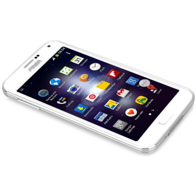 Фотография SM - N9700 Android 4.4 3G Phablet with 5.0 inch WVGA Screen MTK6582 1.3GHz Quad Core 4GB ROM GPS Dual Cameras