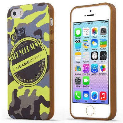 USAMS Crown Series TPU Case for iPhone 5 5S