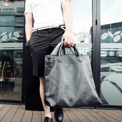 Street Style Black and PU Leather Design Mens Messenger BagMens Bags<br>Street Style Black and PU Leather Design Mens Messenger Bag<br><br>Gender: For Men<br>Pattern Type: Solid<br>Closure Type: Zipper<br>Main Material: PU<br>Length: 45cm<br>Width: 12cm<br>Height: 40<br>Weight: 0.876kg<br>Package Contents: 1 x Messenger Bag