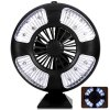 cheap 16 LED Bivouac Camping Tent Lamp Light with Fan Design