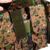 Comfortable Special Troops Amphibious Tactical Molle Vest with Strong Tensile Wear Resisting Ability photo