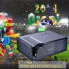 cheap PH580 LCD 3200 Lumens 2000:1 Contrast LED Projector Support HDMI USB TV AV VGA (UK Plug)