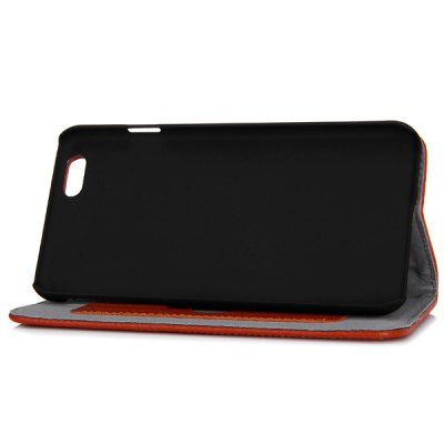 ФОТО Lichee Style Leather and Plastic Material Cover Case with Card Holder and Stand for iPhone 6