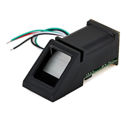 071405 433MHz / 868MHz / 915MHz Fingerprint Recognition Module Compatible with MSP430 / 51 / AVR / PIC / STM32 / ARM / FPGA / Arduino / pcDuino Boards