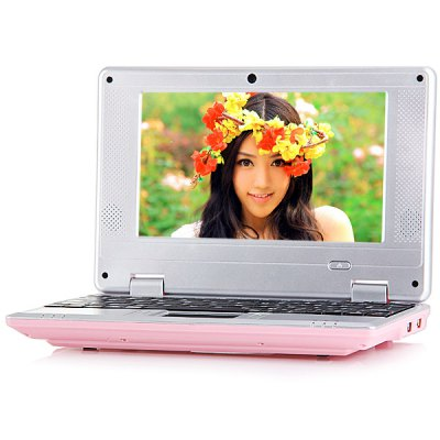 Фотография 789 Android 4.2 PC MID Notebook WM8880 Dual Core 1.5GHz 7 inch WVGA Screen 4GB ROM Camera WiFi Ethernet HDMI