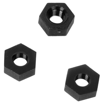 M3 Nylon Hex Nuts for DIY Project  -  20PCSDIY Parts &amp; Components<br>M3 Nylon Hex Nuts for DIY Project  -  20PCS<br><br>Material: Nylon<br>Product Weight: 0.008 kg<br>Package Weight: 0.081 kg<br>Product Size(L x W x H): 0.3 x 0.2 x 0.2 cm / 0.1 x 0.08 x 0.08 inches<br>Package Size(L x W x H): 9.0 x 7.0 x 0.5 cm<br>Package Contents: 20 x Nylon Nuts