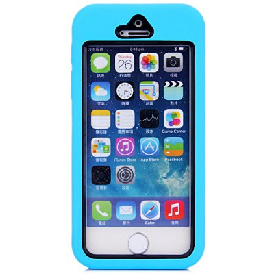 ФОТО Silicone and Plastic Material Diamante Prismatic Checkered Back Cover Case for iPhone 5 5S