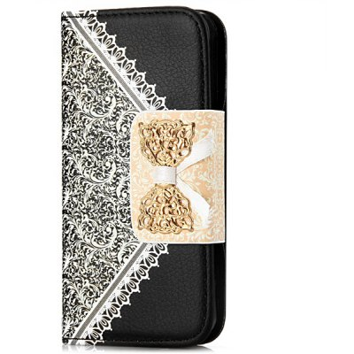 PU and PC Cover Case for iPhone 5 5S 5C