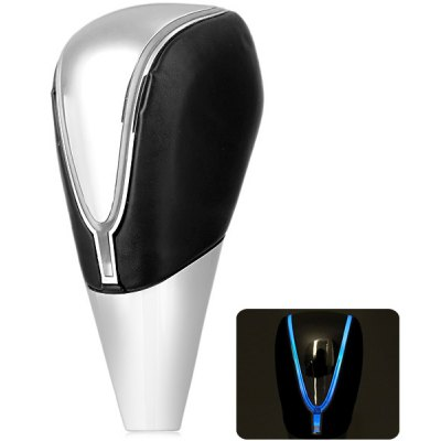 Hand Inductive Colorful LED Light Car Shift Knob