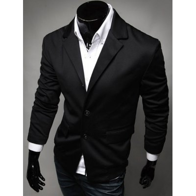 Fashion Style Slimming Lapel Color Block Rib Splicing Long Sleeves Mens Cotton Blend BlazerMens Blazers<br>Fashion Style Slimming Lapel Color Block Rib Splicing Long Sleeves Mens Cotton Blend Blazer<br><br>Material: Polyester, Cotton<br>Clothing Length: Regular<br>Closure Type: Single Breasted<br>Weight: 0.525KG<br>Package Contents: 1 x Blazer