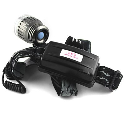 069 Cree XML - L2 1200lm LED White Bicycle Headlight Flashlight 2 x 18650 with Head StrapHeadlights<br>069 Cree XML - L2 1200lm LED White Bicycle Headlight Flashlight 2 x 18650 with Head Strap<br><br>Function: Exploring, Household Use, Hiking, Night Riding, Hunting<br>Feature: Can be used as headlamp or bicycle light<br>Lumen: 1200lm<br>Emitter number: 1 x Cree XML L2<br>Mode: 3 (High &gt; Low &gt; Strobe)<br>Battery type: 18650<br>Power source: Battery<br>Reflector: Aluminum smooth reflector<br>Lens: Glass Lens<br>Rechargeable: Yes<br>Color: White<br>Product weight: 0.223 kg<br>Package weight: 0.350 kg<br>Product size (L x W x H): 5.5 x 4.5 x 4.5 cm / 2.2 x 1.8 x 1.8 inches<br>Package size (L x W x H): 25.0 x 9.5 x 9.5 cm<br>Package Contents: 1 x LED Headlight