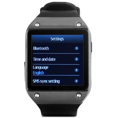 Гаджет   MI - W2 Christmas Gift Versatile Smart Bluetooth Watch with Dialer SMS Capabilities Remote Camera Shutter Functions Smart Watches