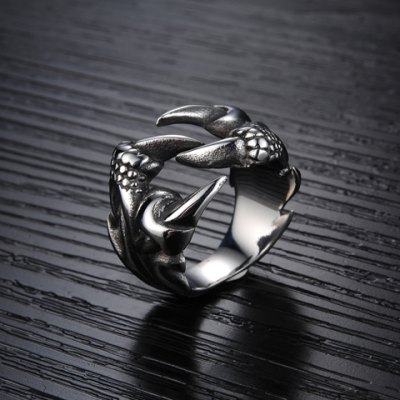 Chic Claw Ring For Men