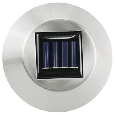Фотография Durable 1 - LED Stainless Steel Solar Lawn Light Lamp Suitable for pathway garden yard etc.