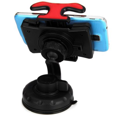 Фотография YD2167 - K Stretch Cool 360 Degree Rotating Car Holder Suction Mount Stand