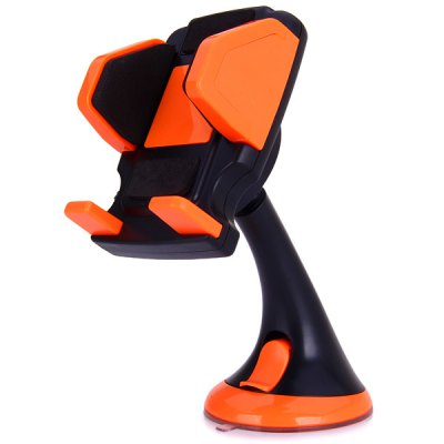 JHD 12HD58 Stretch Cool 360 Degree Rotating Car Holder Suction Mount StandStands &amp; Holders<br>JHD 12HD58 Stretch Cool 360 Degree Rotating Car Holder Suction Mount Stand<br><br>Compatibility: Samsung, iPhone 5, HTC, iPhone3G, Blackberry, iPhone 3GS, Nokia, Sony, iPhone 4, iPhone 4S<br>Type: Sucker Stand, Car Stand<br>Material: Plastic<br>Color: Orange, Black, Red, Blue<br>Feature: 360 Degree Rotating, Stretch<br>Product weight: 0.151 kg<br>Package weight: 0.280 kg<br>Product size (L x W x H) : 7.3 x 13 x 19 cm / 2.9 x 5.1 x 7.5 inches<br>Package size (L x W x H): 12 x 11 x 18 cm<br>Package Contents: 1 x Car Holder