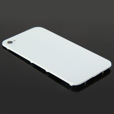 Гаджет   Practical Replacement Back Glass Rear Battery Cover Door for iPhone 4 with Tools iPhone Cases/Covers