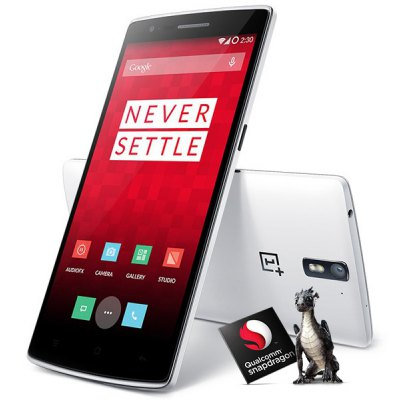 ONEPLUS ONE Color OS 4G Phablet with 5.5 inch Gorilla Glass FHD IPS Screen Snapd