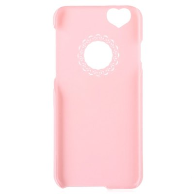 ФОТО Fashionable PC Material Pure Color Protective Back Cover Case for iPhone 6 4.7inch