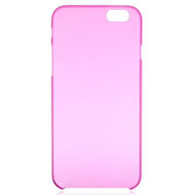 ФОТО Transparent Soft PC Material Pure Color Protective Back Cover Case for iPhone 6 4.7inch