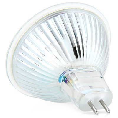MR16 60 SMD - 3528 LEDs 4W White Light LED Spot Light (220V 300 Lumens)LED Light Bulbs<br>MR16 60 SMD - 3528 LEDs 4W White Light LED Spot Light (220V 300 Lumens)<br><br>Base Type: MR16<br>Type: Spot Bulbs<br>Output Power: 4W<br>Emitter Type: SMD-3528 LED<br>Total Emitters: 60 LEDs<br>Actual Lumen(s): 300LM<br>Voltage (V): 220V<br>Features: Energy Saving, Low Power Consumption, Long Life Expectancy<br>Function: Home Lighting, Commercial Lighting, Studio and Exhibition Lighting<br>Available Light Color: Warm White, Cold White<br>Sheathing Material: Glass, Aluminum Alloy<br>Product Weight: 0.040 kg<br>Package Weight: 0.1 kg<br>Product Size (L x W x H): 5 x 5 x 5.2 cm / 1.97 x 1.97 x 2.05 inches<br>Package Size (L x W x H): 8 x 6 x 6 cm<br>Package Contents: 1 x Spot Light