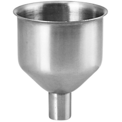 Portable Mini Metal Material Water Oil Funnel for Outdoors Home от GearBest.com INT