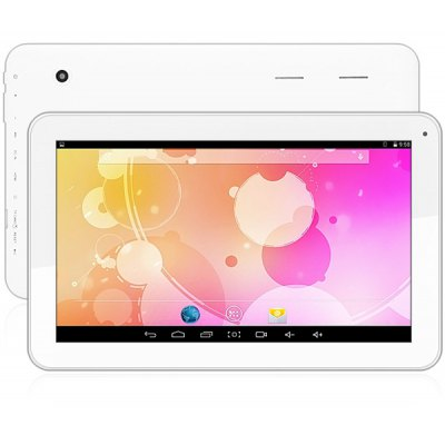 Actions 7029 Android 4.4 Tablet PC ATM7029 Cortex A9 Quad Core 1.3GHz with 10.1 inch WSVGA Screen Cameras WiFi Bluetooth 8GB ROM en Gearbest
