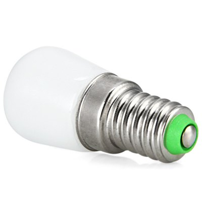 E14 4W Super Brightness 3000  -  3500K Refrigerator Lamp Bulb with 300LM 200  -  240V