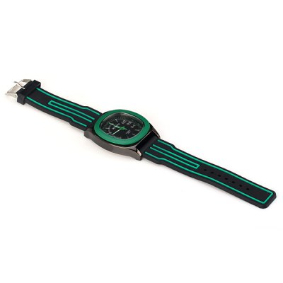 My Lucky M931 High Quality Colored Strips Sports Quartz Watch with Rectangle DialSports Watches<br>My Lucky M931 High Quality Colored Strips Sports Quartz Watch with Rectangle Dial<br><br>People: Unisex table<br>Style: Outdoor Sports<br>Color: Red, Green, Yellow, White<br>Shape of the dial: Rectangle<br>Movement type: Quartz watch<br>Display type: Pointers<br>Case material: Alloy<br>Band material: Silica gel<br>Clasp type: Pin buckle<br>The dial thickness: 1.1 cm / 0.4 inch<br>The dial diameter: 4.1 cm / 1.6 inch<br>The band width: 2 cm / 0.8 inch<br>Product weight: 0.058 kg<br>Package weight: 0.120 kg<br>Product size (L x W x H) : 24.8 x 4.1 x 1.1 cm / 9.8 x 1.6 x 0.4 inches<br>Package size (L x W x H): 26 x 5.1 x 2.1 cm<br>Package contents: 1 x Watch