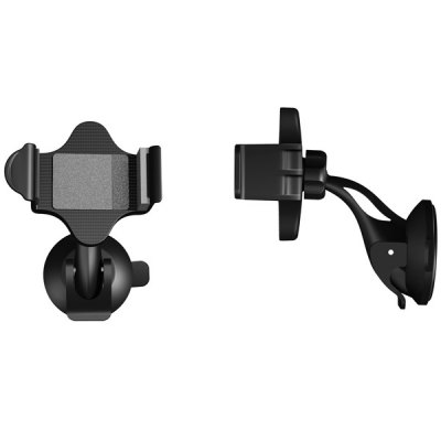HC32 Universal 360 Degree Adjustable Car Window Mount Holder for Smartphones and GPS Electronic Products от GearBest.com INT