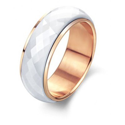 Гаджет   Stylish Solid Color Round Ring For Men