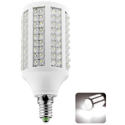 Sencart E14 11W 180 LEDs Energy Saving LED Corn Light Bulb (White Light 1250LM AC85 - 265V)