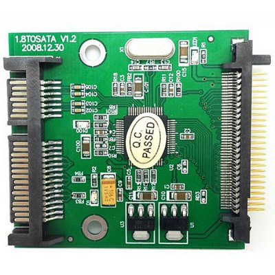 SA-142 SATA to 1.8 Inch IDE 50Pin Adapter Card
