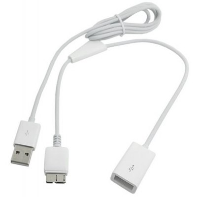 GT - 128 High Performance Micro USB3.0 OTG Cable for Tablets Mobile Phone